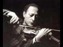 Jascha Heifetz plays Saint-Saens Havanaise