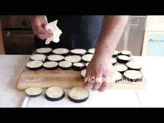 Рецепт   Жареные баклажаны с мясной начинкой топ рецептов