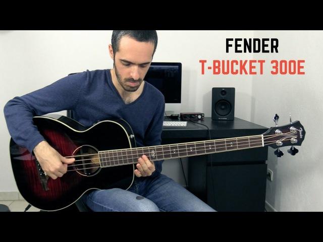 FENDER T-BUCKET 300E - Test Bruno Tauzin
