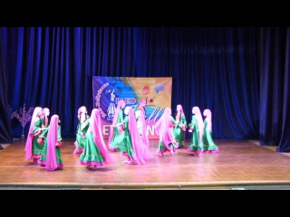 Багира _Бал Бейлиданс 2014 танец - Нубия