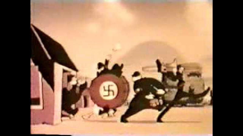 DISNEY - Der Fuehrer's Face (1943)