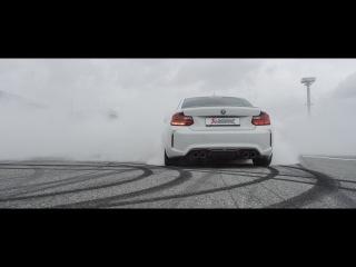 AKRAPOVIC BMW M2 //  (Director's cut)