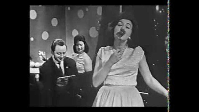 Radmila Karaklajić Anđelina zumba zumba Angelina Zooma Zooma 1964
