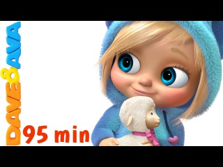 Mary Had a Little Lamb | Nursery Rhymes Collection from Dave and Ava