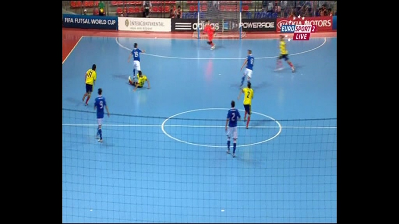 Чемпионат мира 2012 Матч за 3 е место Италия Колумбия 18 11 2012