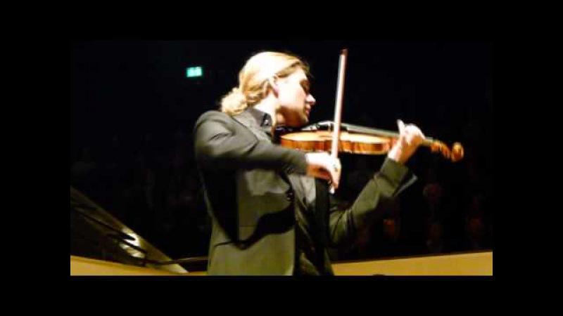 David Garrett - Leipzig - 01.05.2011 - Rachmaninoff Paganini-Variationen Nr. 18