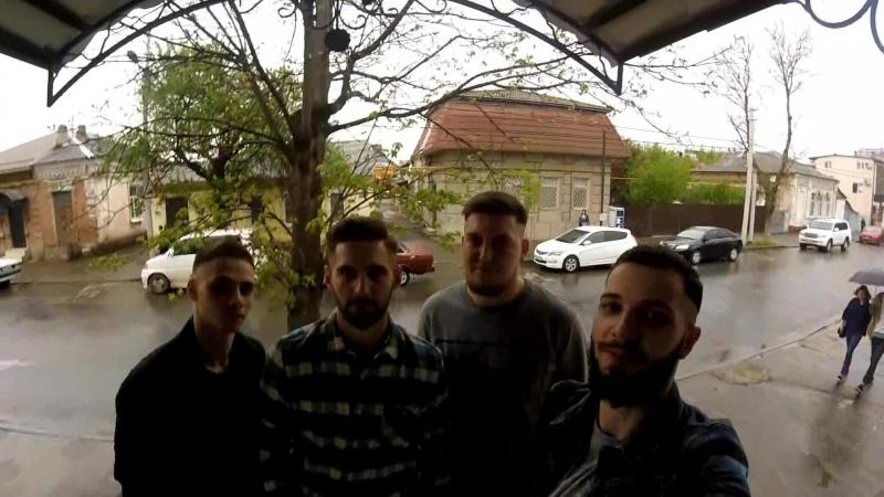 InKoming Team in Striga