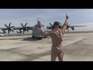Легендарний літака AC130. Legendary AC130 представляет смертельную угрозу