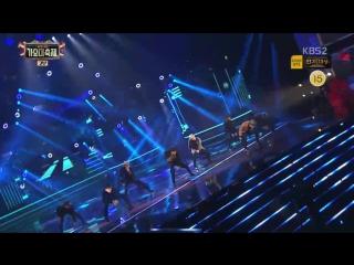 PERF 161229  на KBS Gayo Daechukje