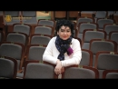 Солистка оперной труппы Mariinskytheatre Екатерина Шиманович