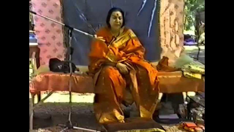 1983 год 7 января. Пуджа шри Ганеше Рахури Индия . Перевод О. Пулькиной