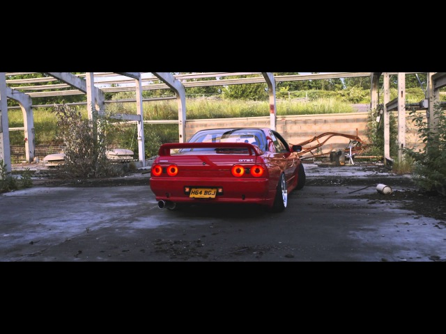 Richs R32 GTS-t Nissan Skyline
