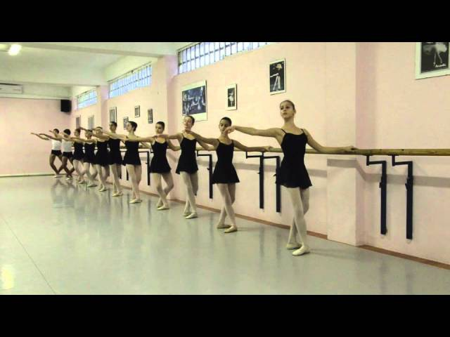 Marco Sala - PLIES I (BARRE) - Music for Ballet