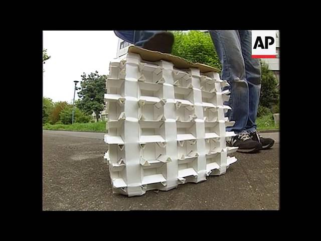 Japan - New discoveries in paper folding