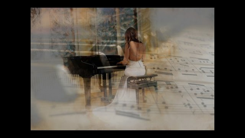 Debussy Clair De Lune and other piano pieces of Claude Debussy with impressionist paintings
