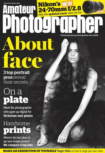 Amateur Photographer - January 9, 2016 vk.com