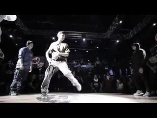 B-Boy Victor (MF Kidz, Squadron) at Legendary Jam 2016 | Solo cuts