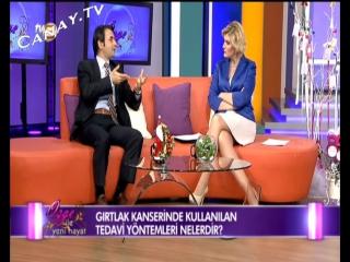 Ozge Uzun Anchorwoman Upskirt Hot Legs (Turkish Celebrities)