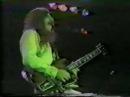 Frank Marino Mahogany Rush Bromont show 1979 in it`s entirety