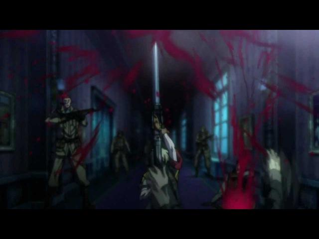 Hellsing-Машина смерти(Ария)AMV