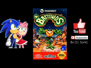 Battletoads Dec 1992 (Sega) Прохождение