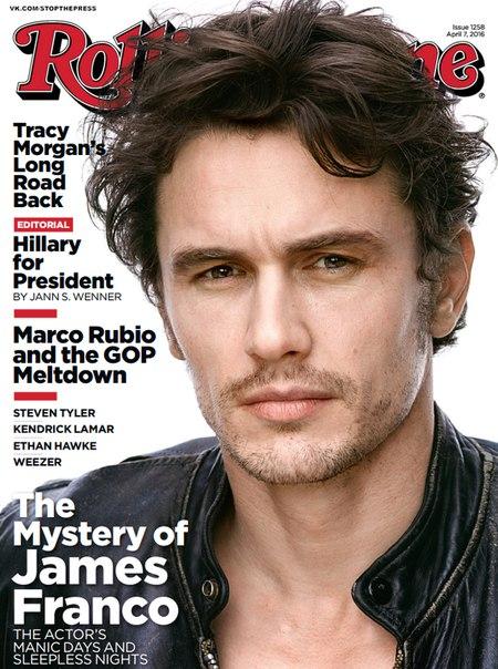 Rolling Stone USA - 7 April 2016 vk.com