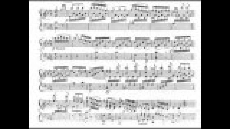 Sophia Dussek, Sonata for the harp in c-moll op. 3 n. 3 (1797)