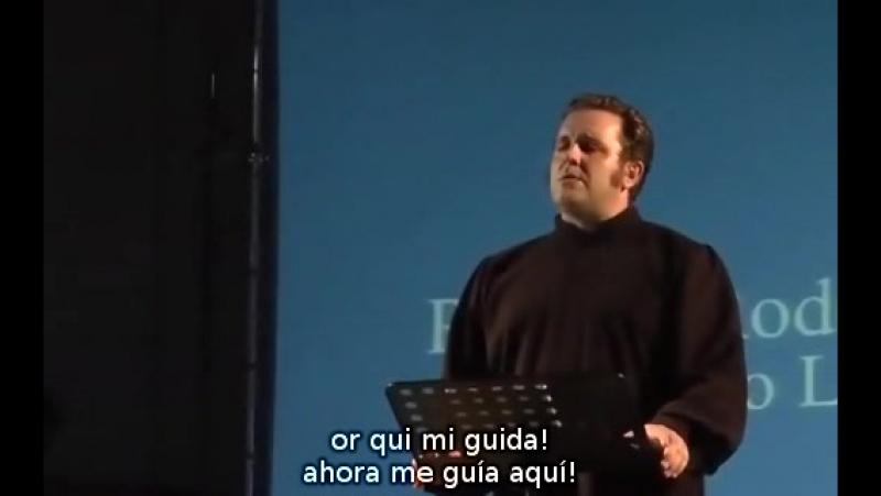 Michael Spyres A tanto duol de Bianca e Fernando de Bellini subtítulos español e italiano