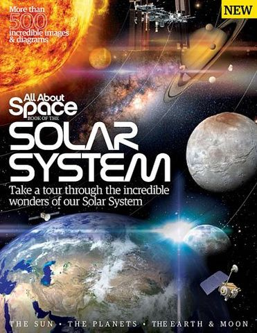 All About Space – Book Of The Solar System 4th Edition 2016
