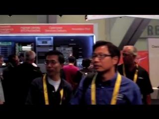 Открытки с Cisco Живая США 2014 года, Сан- Франциско