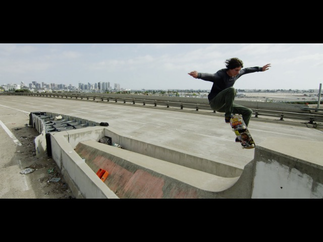 REDirect Contest Winner 2014 Urban Isolation Skating in Abandoned L A Shot on RED