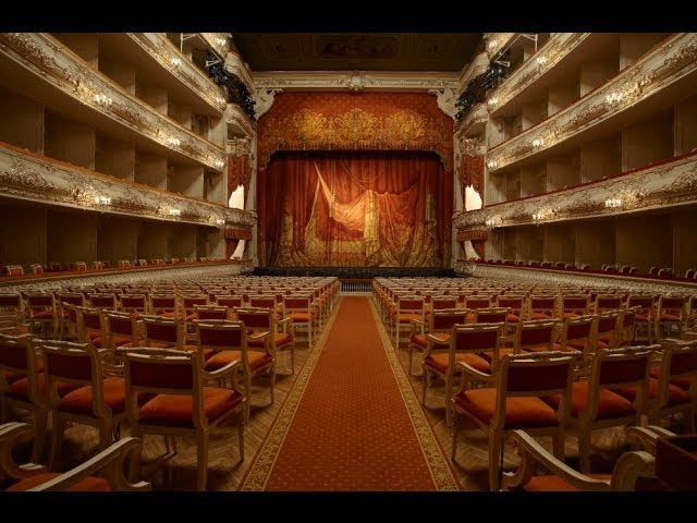 Михайловский театр The Mikhailovsky Theatre