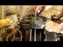 17 year old girl repairs Land Cruiser!