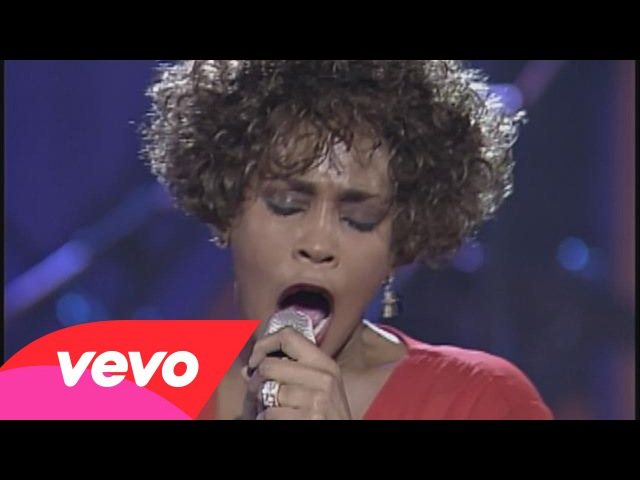 Whitney Houston All The Man That I Need Live at HBO's Welcome Home Heroes 1991