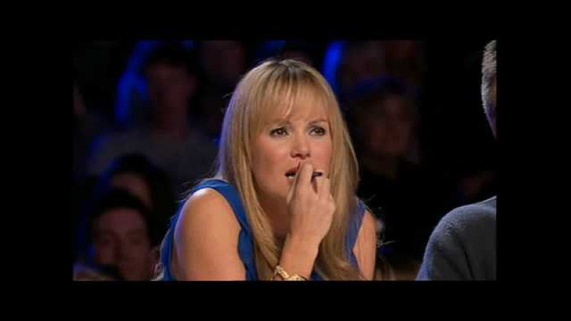 Shaun Smith Ain't No Sunshine Britain Got Talent 2009 Auditions