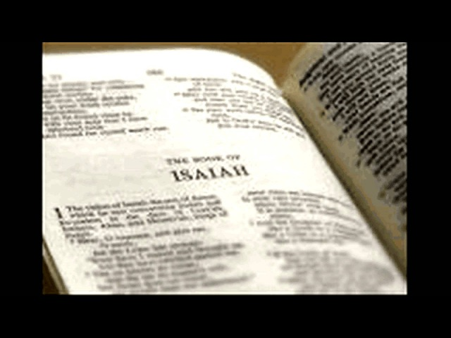 20 Book of Isaiah (53) by Chuck Missler