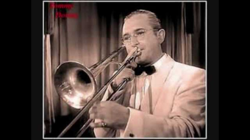 Super High Trombone Player Sentimental Over You Tommy Dorsey