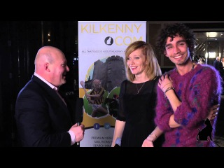 Angela Awards at Subtitle 2015 - Anna Geislerova + Robert Sheehan