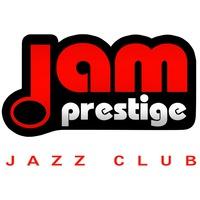 Логотип JAM PRESTIGE: о джазе и не только