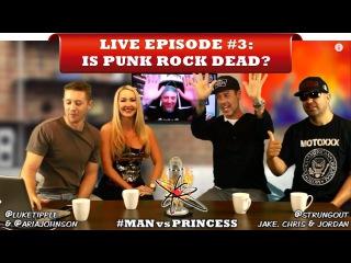 Strung Out LIVE Interview! New album Transmission Alpha Delta