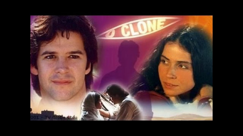 Клон / O Clone - Серия 23 из 250 (2001-2002) Сериал