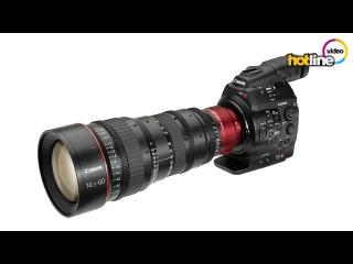 Обзор Canon Cinema EOS C300