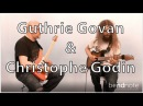 Cours de Guitare - Guthrie Govan Christophe Godin - BendNote