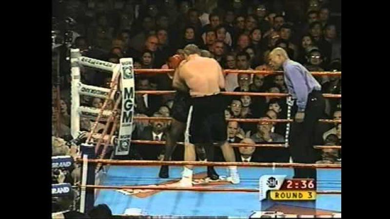 1999 01 16 Mike Tyson Francois Botha