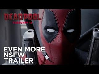 Deadpool   Red Band Trailer 2 [HD]   20th Century FOX