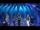 BTS Bangtan boys N.O(acoustic) Seoul Music Awards 2013