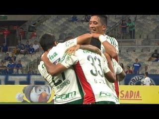 Golaço! Segundo Gol Gabriel Jesus! Cruzeiro 2 x 3 Palmeiras - Copa do Brasil 2015