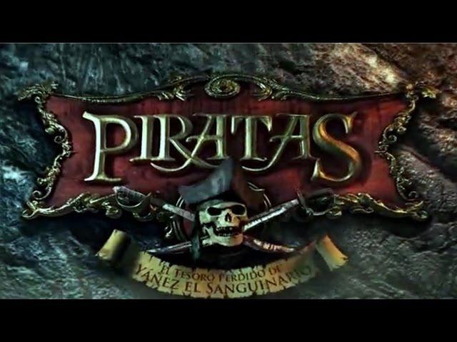 Пираты Испания Исторический сериал 1 серия