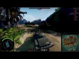 T-62: Башня-сковородка (Armored Warfare)