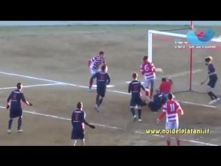 WATCH_ Italian keeper Nino Ilardis the new Gianluigi Buffon amazing quadruple save